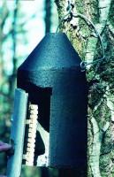 Naturschutzprodukt Fledermaushöhle 2F mit doppelter Vorderwand