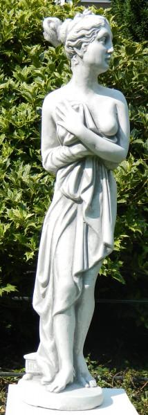 Beton Figur Deko Statue Skulptur Paolina von Canova stehend H 60 cm Dekofigur Gartenskulptur