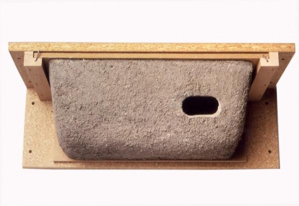 Naturschutzprodukt Mauerseglernest Typ 18 Modell Rögelein
