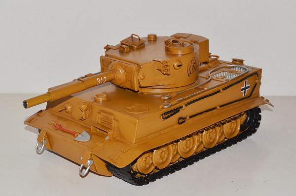 Blechmodell Nostalgie Modell deutscher Panzer Tiger II Modell Panzerkampfwagen aus Blech L 37 cm