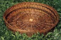 Naturschutzprodukt Nistkorb aus Weidengeflecht D 110 cm