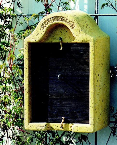 Naturschutzprodukt Insektennisthaus für solitär lebende Insekte