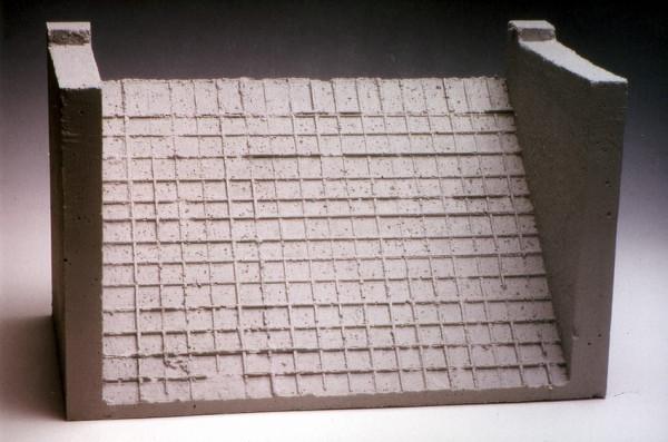 Naturschutzprodukt Grundstein für Mauersegler- /Fledermaus-Haus Typ 1MF
