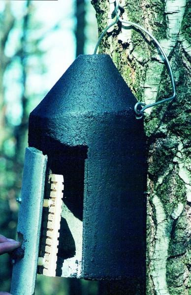 Naturschutzprodukt Fledermaushöhle 2F mit doppelter Vorderwand Artenschutz Produkt