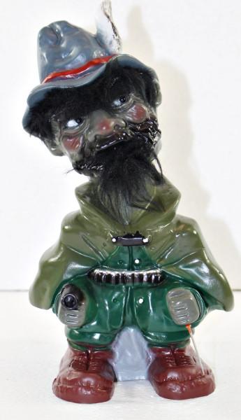 Souvenir Wackel Figur Räuber groß H 22 cm Wackelfigur Original mit Wackelkopf