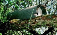 Naturschutzprodukt Steinkauzröhre Typ 20 ohne Marderschutz