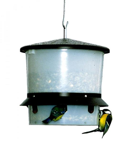 Naturschutzprodukt Futtersilo Nr. 9 Kunststoff Futterstation H 32 cm Inhalt 9 l